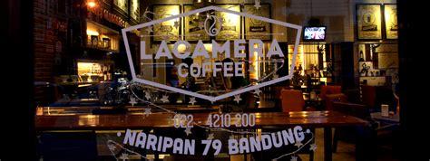 Lacamera Coffee Bandung tiga kedai kopi di bandung di sini