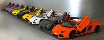 Lamborghini Aventador Colours The United Colors Of The Lamborghini Aventador Autoevolution