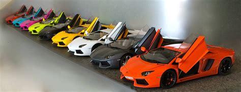 Lamborghini Farben by The United Colors Of The Lamborghini Aventador Autoevolution