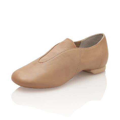 capezio slippers capezio show stopper jazz shoes caramel