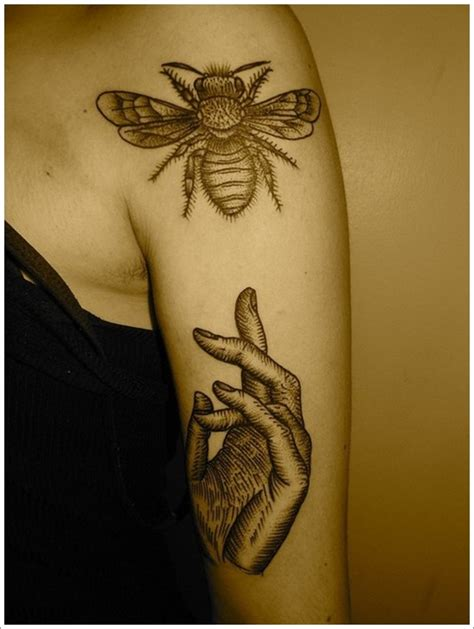 queen bee tattoo designs 28 bee designs for and