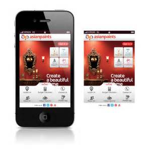 mobile site awards asian paints mobile site ux awards