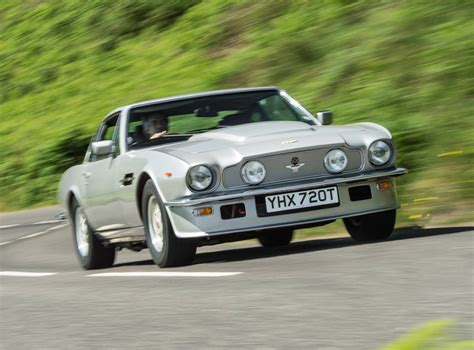 Aston Martin V8 Vantage 1 aston martin v8 vantage how to spend it