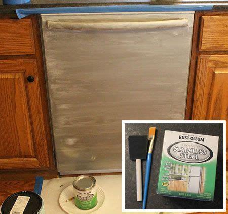painting kitchen appliances 25 best ideas about painting appliances on pinterest