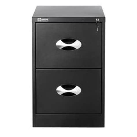 Excalibre Filing Cabinet Excalibre 2 Drawer Filing Cabinet Black Officeworks