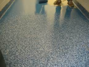 Painting Bathroom Walls Preparation Epoxy Chip Flake Flooring Seamless Chemical Resistant Uv