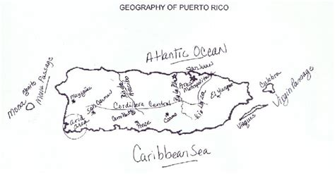 coloring page map of puerto rico puerto rico map drawing 2 la chuleta congel 193