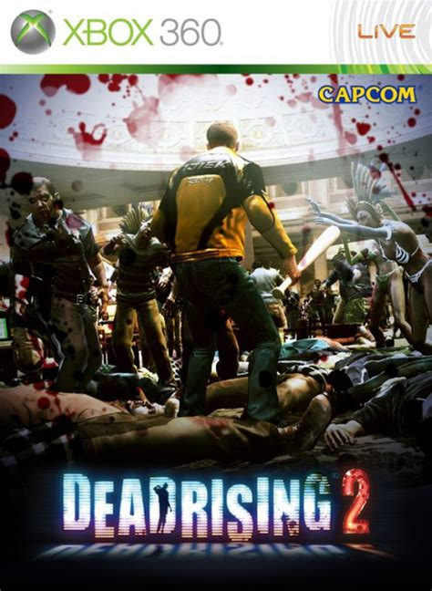 La Risin 2 dead rising 2 la secuela de zombis de capcom aterrizar 225