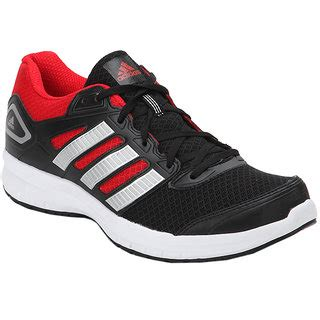 buy adidas galactus m s black lace up sport shoes 4299 from shopclues