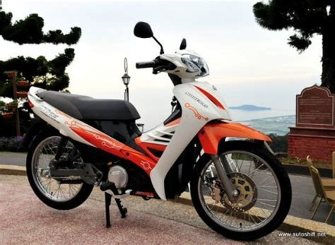 MODENAS CTRIC ELECTRIC MOTORCYCLE READY MEET MALAYSIAN