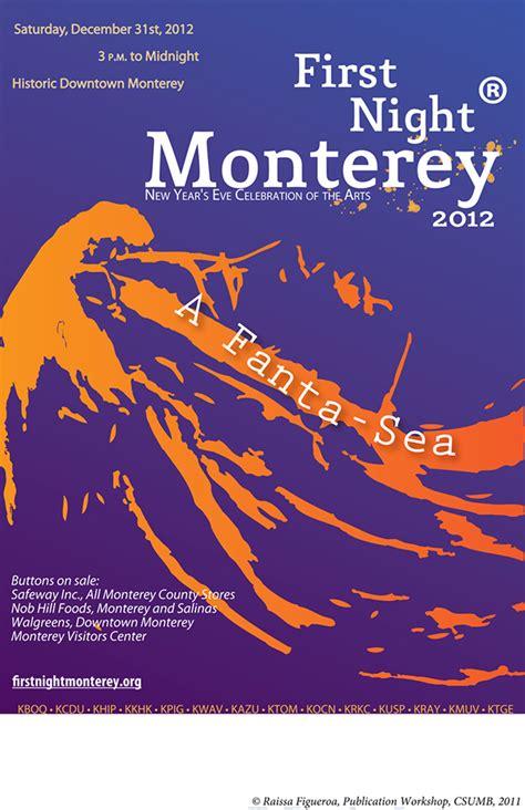 paint nite monterey monterey 2012 on behance