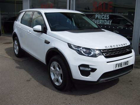 white land rover discovery sport used fuji white land rover discovery sport for sale