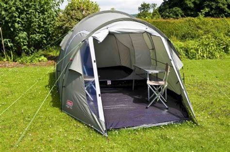 Sale X2 Lena coleman coastline 3 plus three person tent green grey