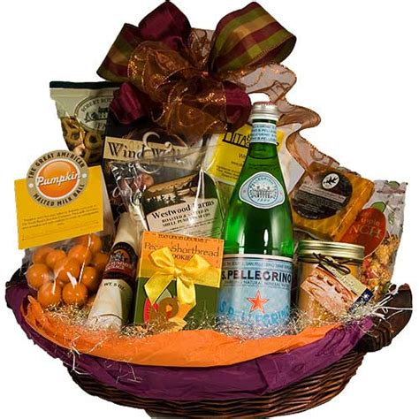 thanksgiving day food gift thanksgiving baskets