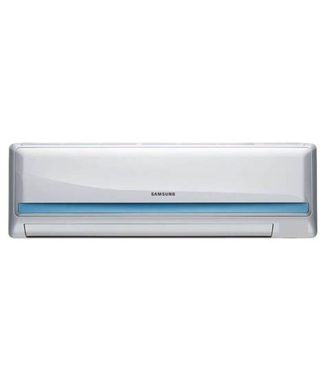 Samsung 1 Ton Ac Samsung 1 5 Ton 2 Ar18jc2ufuqnna Split Air Conditioner White 2017 Model Price In India