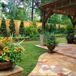landscape ideas for backyards 17 best ideas about backyard landscaping on