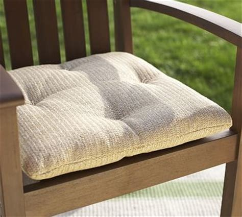 tufted dining chair cushion tufted outdoor dining chair cushion faux fiber