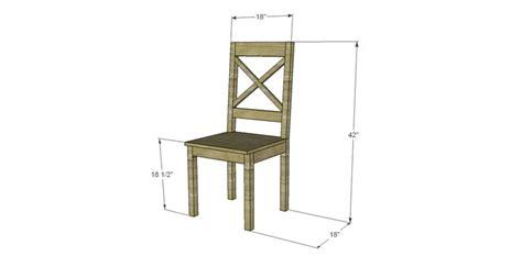 Farmhouse Dining Room Chair Plans Best 25 Farmhouse Outdoor Dining Chairs Ideas On