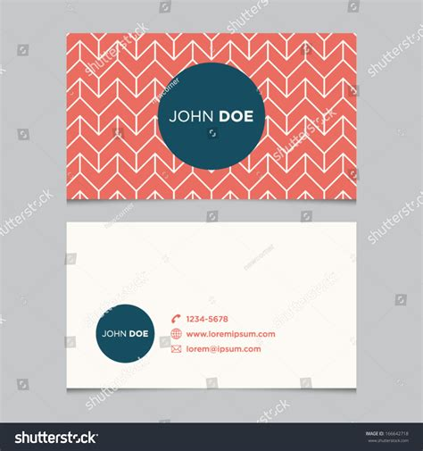 pattern of business card business card template background pattern vector design