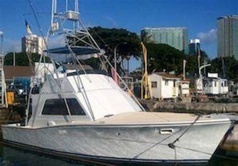 boat charter picture of oahu charter sport fishing - Fishing Boat Charter Honolulu