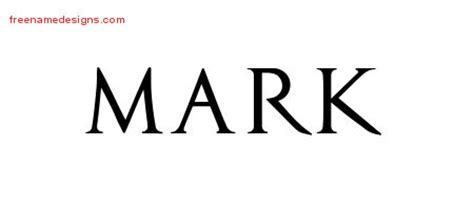 tattoo name mark mark in cursive pictures to pin on pinterest pinsdaddy