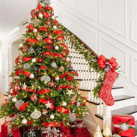how to decorate christmas tree at home christmas tree decorating ideas