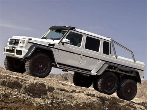mercedes jeep truck mercedes benz 6x6 amg ultimate off roading beast