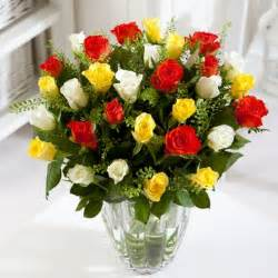 asda flowers roses and free vase free delivery 163 26