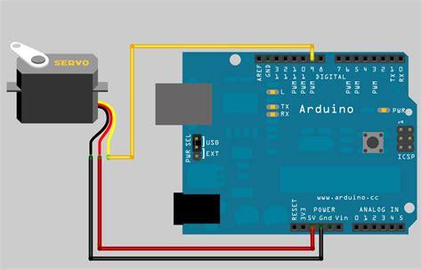 tutorial arduino servo motor rosserial arduino tutorials servo controller