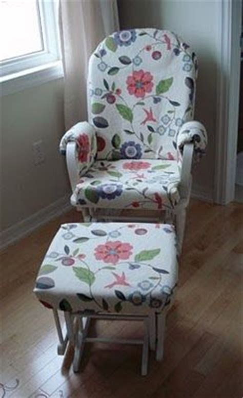 rocking chair slipcovers for nursery 17 best images about glider rocker slip covers on