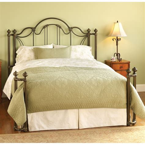 Wesley Allen Iron Headboards by Marlow Iron Bed By Wesley Allen Humble Abode