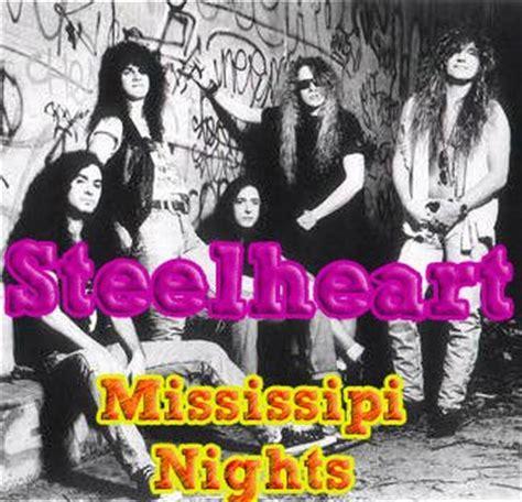 Kaos Musik Steel Tangled In Reins top steelheart mississippi nights 1992