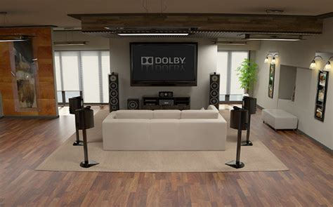 living room surround sound dolby 7 1 surround sound room on behance