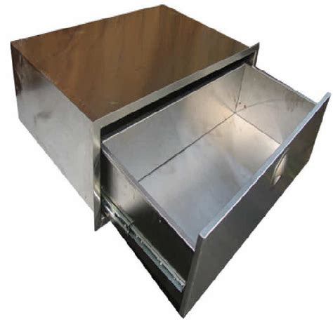 Bbq Drawers pcm bbq island utility drawer 260 series stainless steel 30 226 wide 4 226