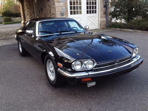 jaguar classic 1991 jaguar xjs v12 classic collection coupe for sale