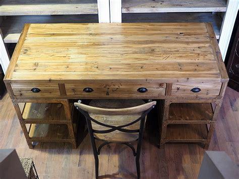scrivanie vintage scrivania industrial vintage ferro legno nuovimondi