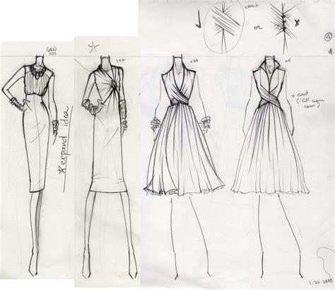 pattern drafting portfolio fashion sketchbook pages fashion design drawings dress