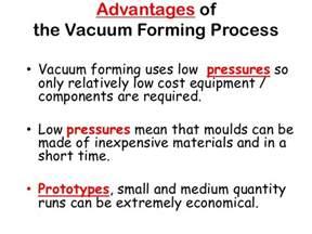 vaccum forming process vacuum forming