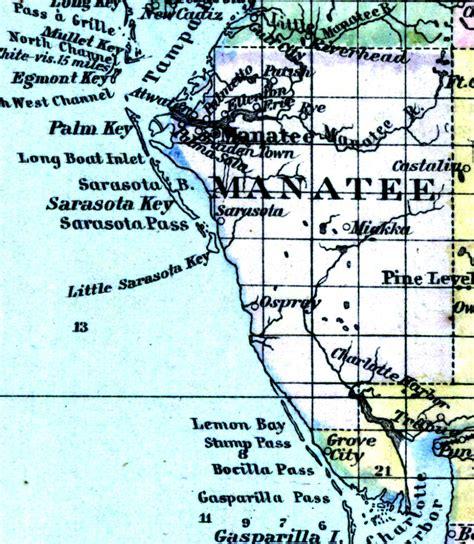 Manatee County Search Manatee County 1886