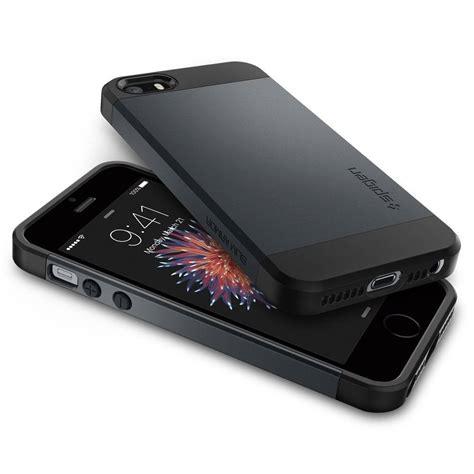 Spigen Armor For Iphone 4 4s spigen slim armor for iphone se 5s 187 gadget flow