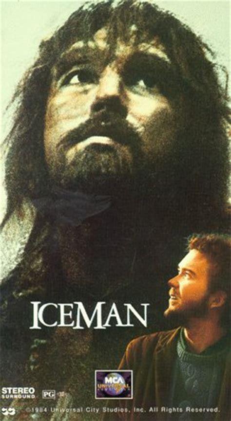 film frozen caveman amazon com iceman vhs timothy hutton lindsay crouse