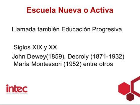 vigotski las corrientes pedag gicas pedagog a y corrientes pedag 243 gicas presentacion 2013 lista