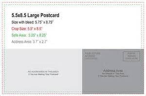 indesign postcard template 4x6 direct mail postcards design print mail
