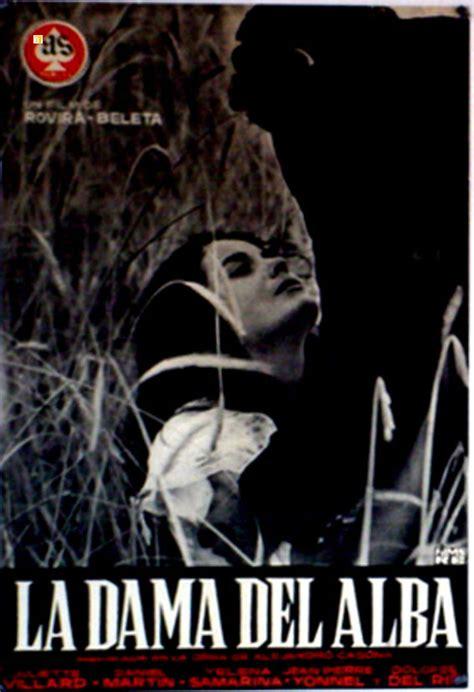 la dama del alba 8437604656 quot dama del alba la quot movie poster quot la dama del alba