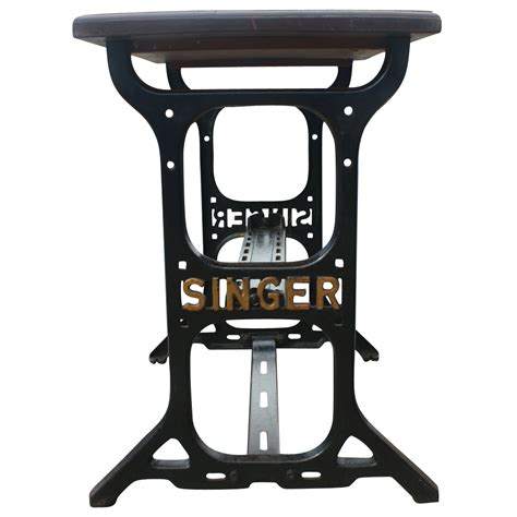 machine age wrought iron wood table desk bench set ebay