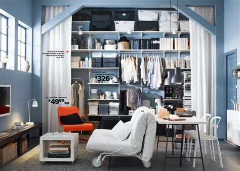 room solutions 2014 ikea small space living interior design ideas