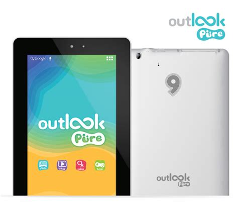 Tablet Ninetology pearl mini smartphone and outlook tablet preview now