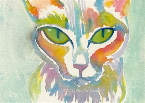 Promo Ajazz Ak40 Tkl Rainbow abstract cat painting www pixshark images galleries with a bite