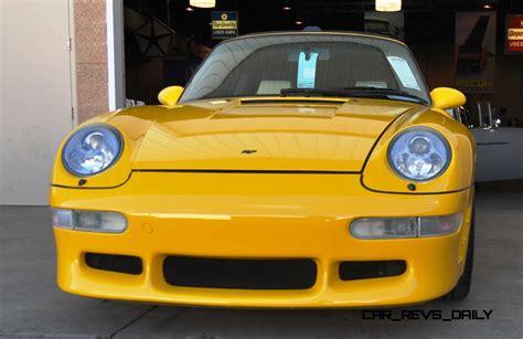 porsche ruf yellowbird 1997 ruf porsche 911 turbo r yellowbird