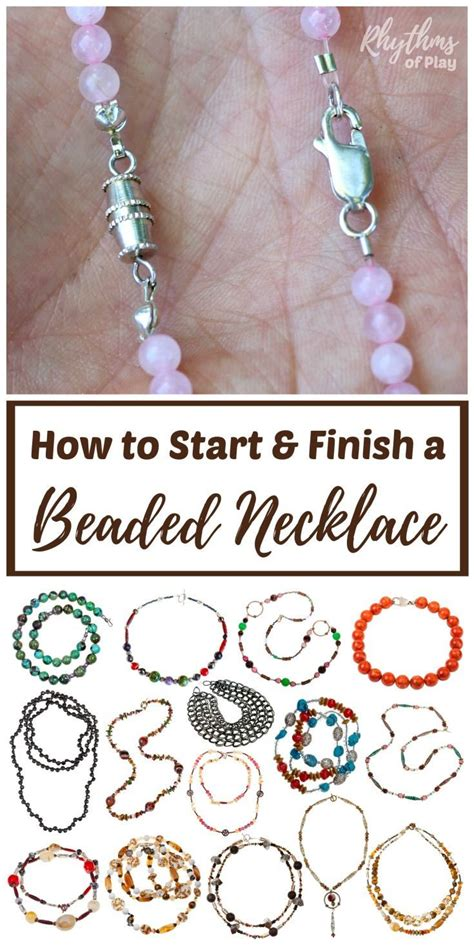 learning to make jewelry 25 best ideas about beaded jewelry designs on